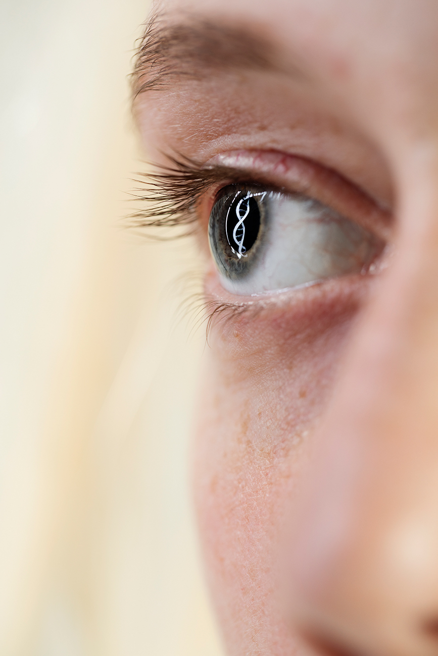 Gentherapie voor erfelijke oogaandoeningen